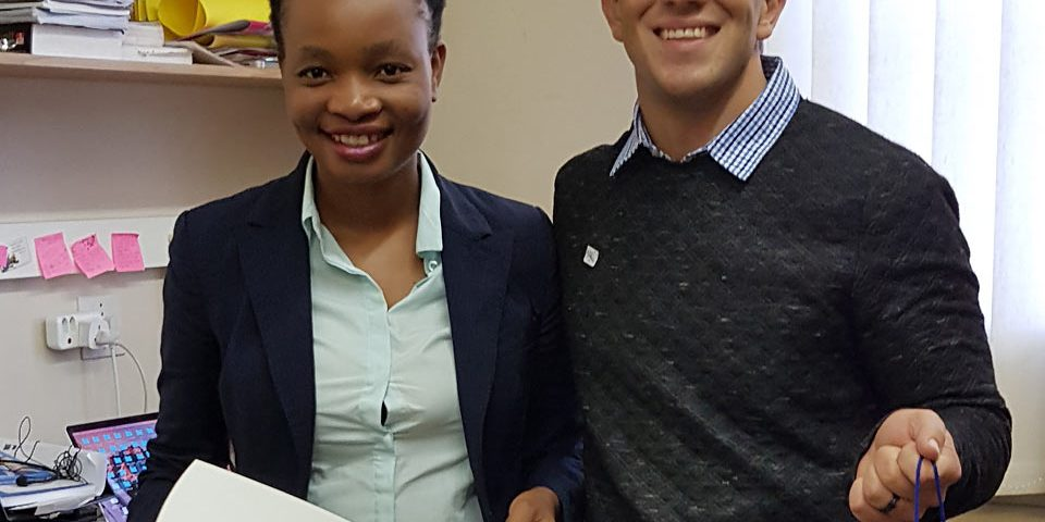 Dr Phindile Gina
