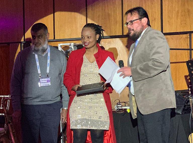 Phindile SATS Awards